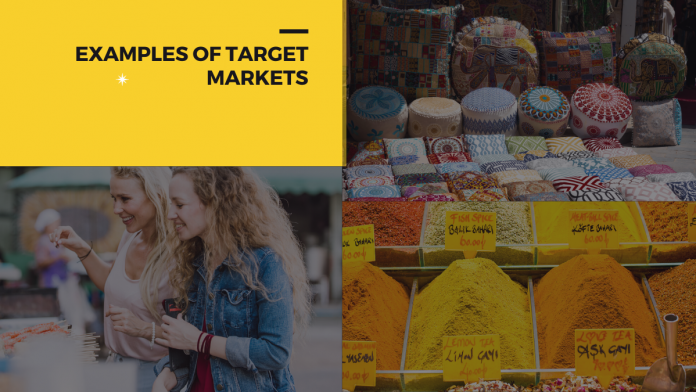 Examples Of Target Markets