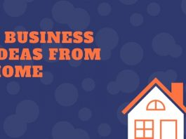 7 business ideas from home