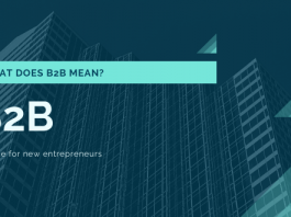 what does b2b mean?