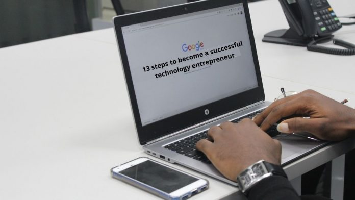 become a successful technology entrepreneur