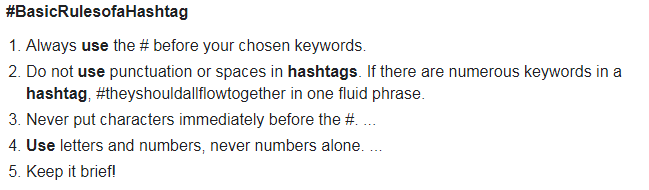 boost social media engagement by Hashtags