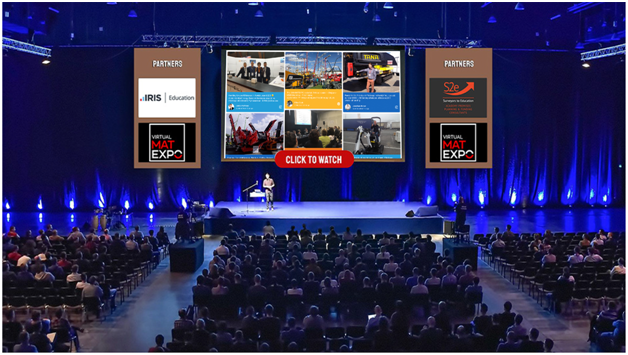 Event marketing trends 2021 stage