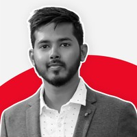 Yokesh Shankar. Co-Founder of BlockchainX