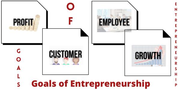 Goals Of Entrepreneurship